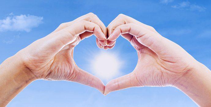 Le soleil réduit le risque de maladie du cœur