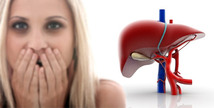mauvaise haleine foie traitement