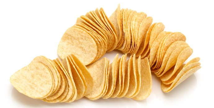 Choc: comment on fait les Pringles