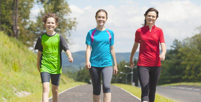 Le sport qui rend heureux
