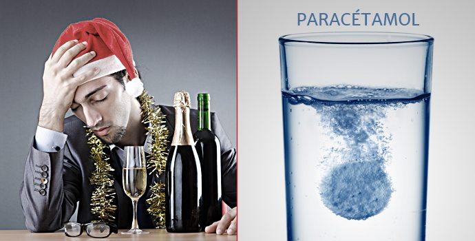 Paracétamol et alcool pourraient vous tuer