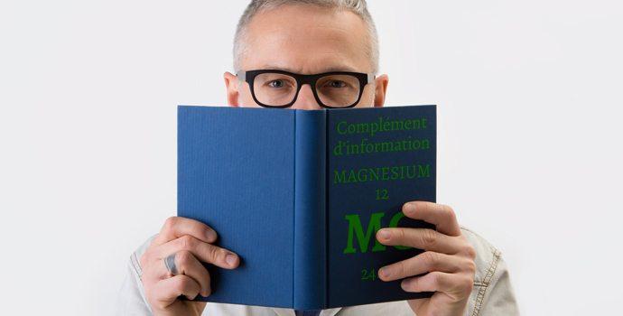 Complément d'info important sur le magnésium