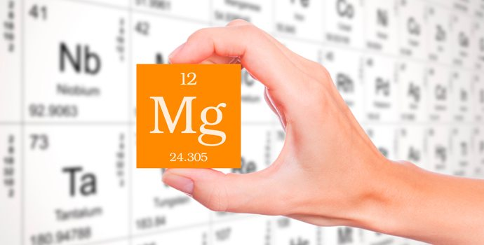 900 millions de personnes manquent d'un nutriment essentiel, le magnésium