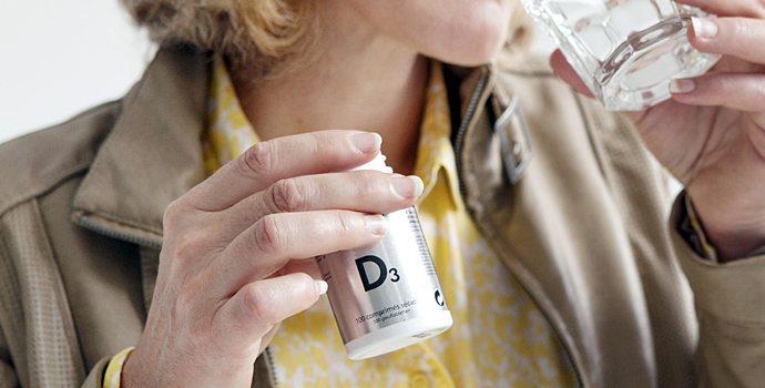 La vitamine D2 vide nos réserves de vitamine D3