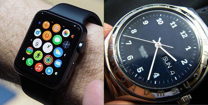 Je n'achète pas la nouvelle montre Apple