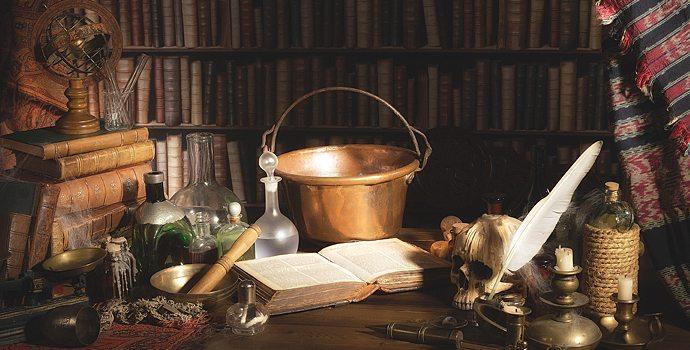 Une potion médiévale plus puissante que les antibiotiques
