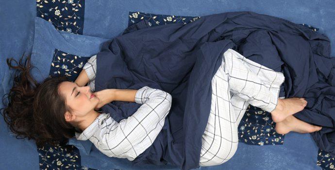 Dix trucs bizarres dans votre corps quand vous dormez