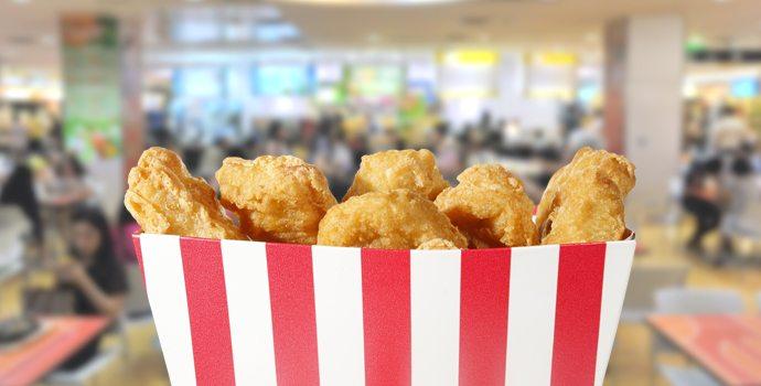 Nuggets de poulet : une histoire de fous !