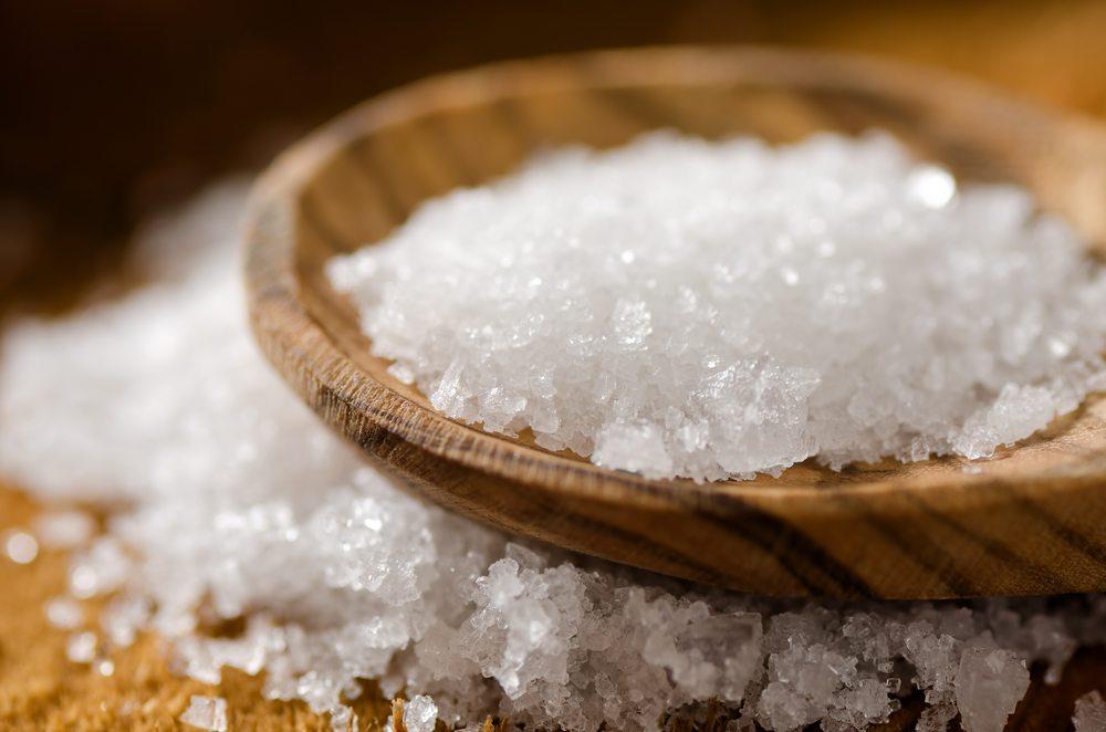 Un sel de table bon pour la santé