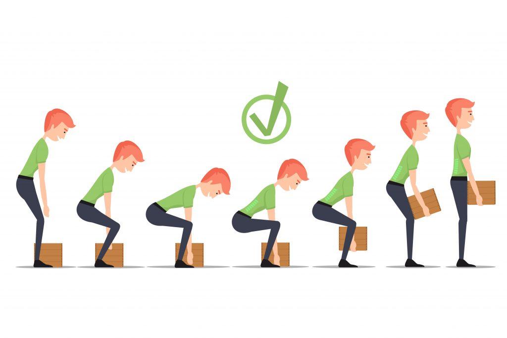 Un mythe dangereux : le dos doit être flexible