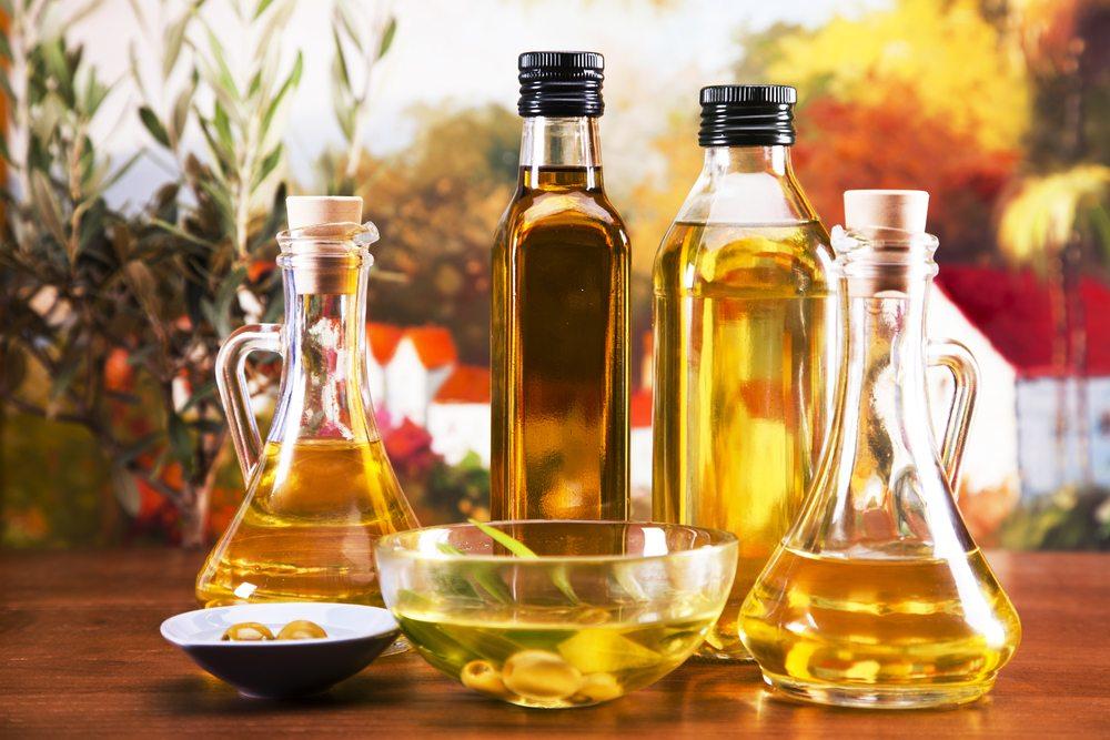4 huiles bonnes pour la santé