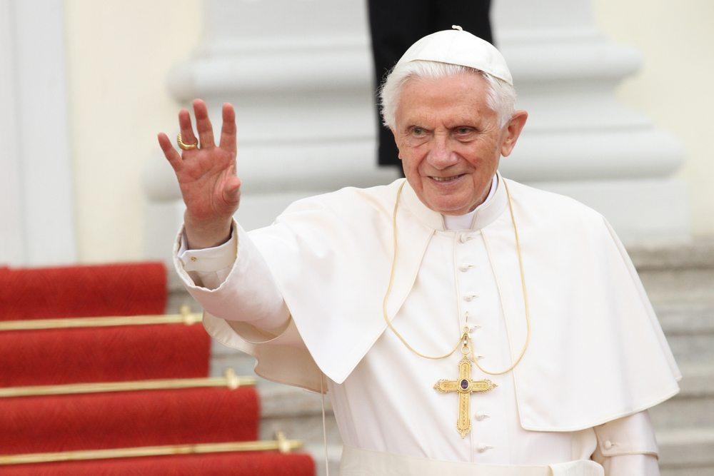 Longévité : le bon exemple du pape Benoit XVI