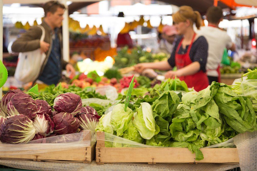 Les légumes plus chers de 10 % cette année