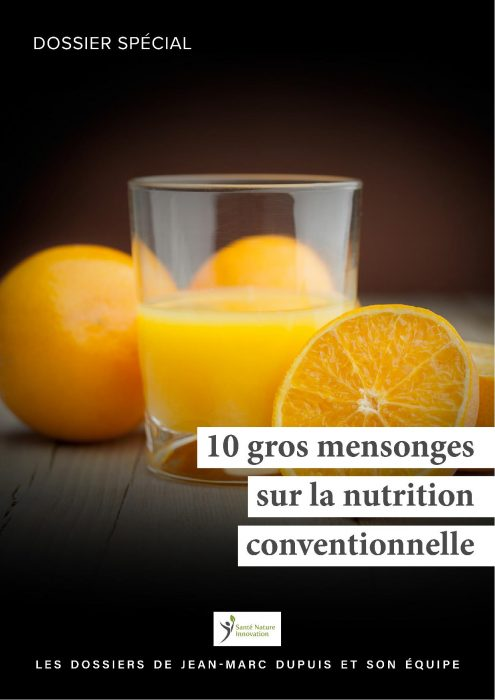 mensonges nutriments
