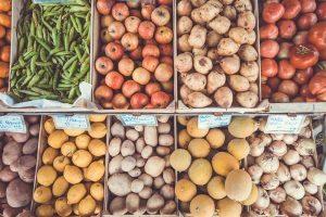 fruits et légumes pour les prébiotiques