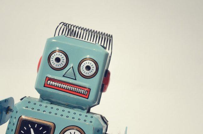 Le robot qui donne des cauchemars