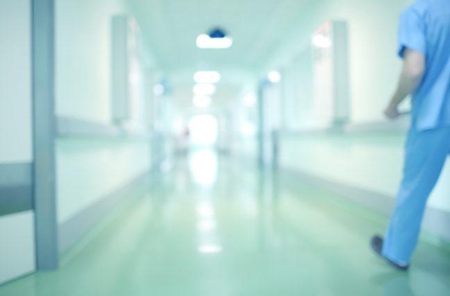 N'allez jamais à l'hôpital Georges Pompidou
