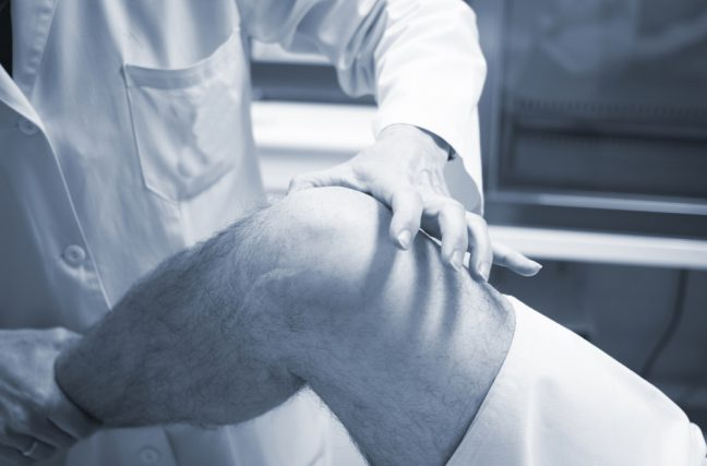 Découverte de la vraie cause de l'arthrose du genou