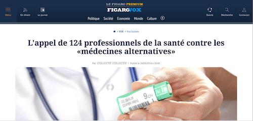 Ils veulent la peau des médecines alternatives