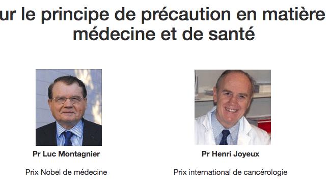 Un prix Nobel de médecine veut modifier la constitution française