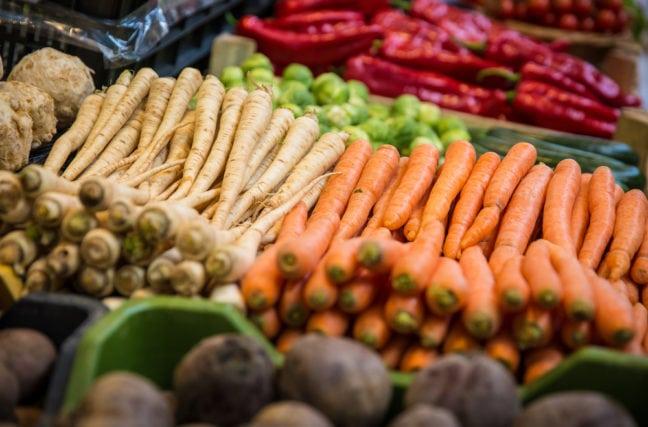 Le prix des carottes en hausse de  43 % !