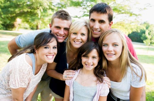 Avez-vous un parent proche à moins d'1 kilomètre de chez vous ?