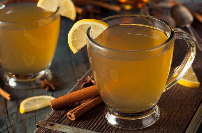 Grog : en cas de rhume, angine, refroidissement
