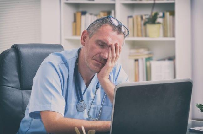 Votre médecin est-il en burn-out?