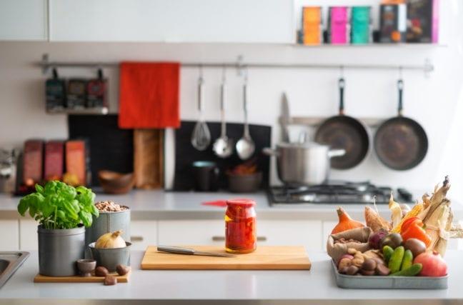Avez-vous bien tout ceci dans votre cuisine?
