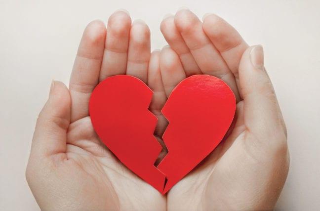 La maladie du cœur brisé