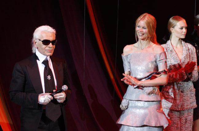 Karl Lagerfeld meurt d'un cancer du pancréas