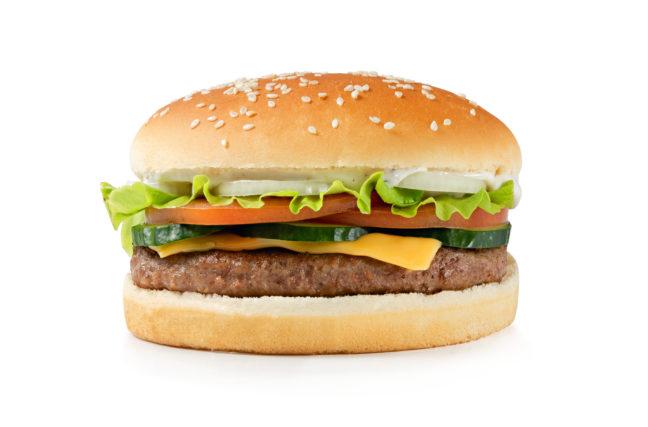 Hamburger végétarien: «Personne ne remarque de différence»