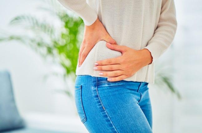 Arthrose fantôme dans la hanche