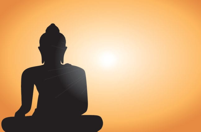 Bouddha et la santé