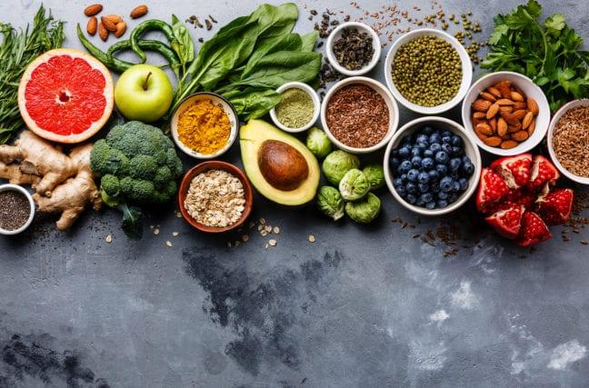 11 aliments anti-âge à consommer après 40ans
