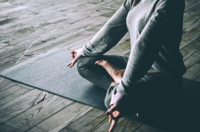 Les risques du yoga