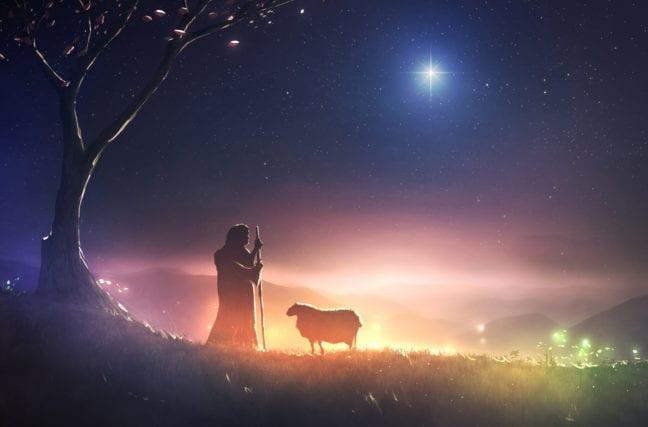 Ben-Hur et l'étoile du berger