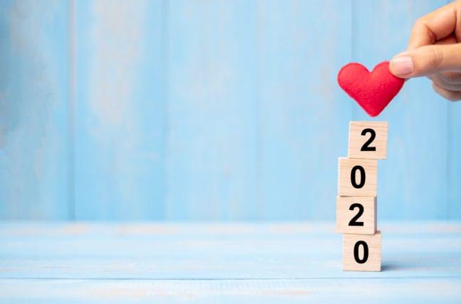 Mes bons vœux pour 2020