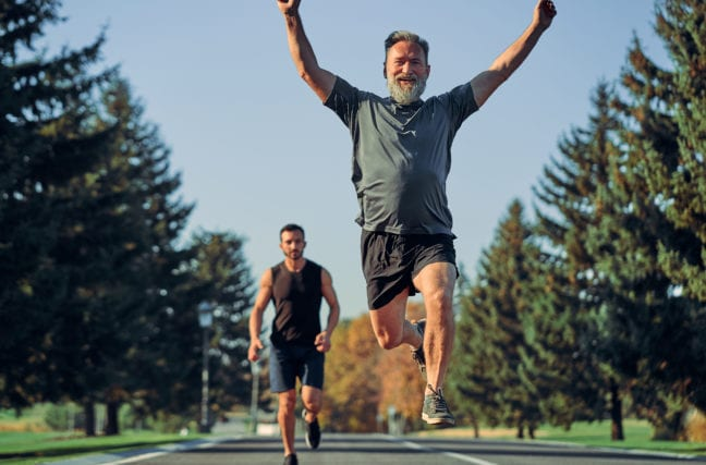 Trop vieux ? Trop lent ? Non ! Vous pouvez vous lancer dans le marathon !