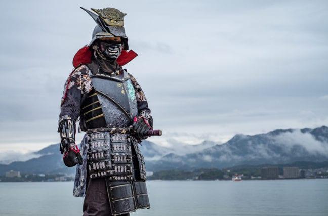 Le conte du samouraï insulté