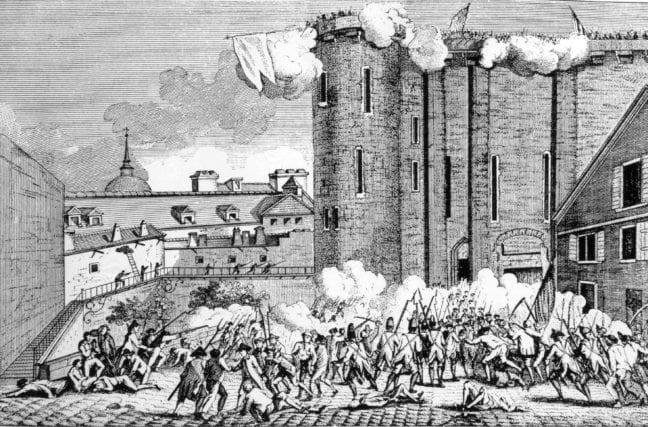 Coronavirus : un parfum de Révolution Française