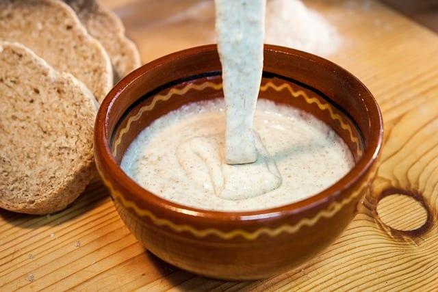 Le pain au levain meilleur pour la santé