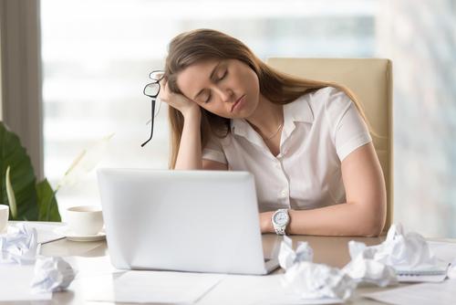 Trois nuits consécutives de mauvais sommeil entraînent une forte dégradation de notre santé mentale et physique